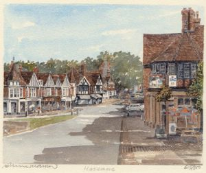 Haslemere by Philip Martin