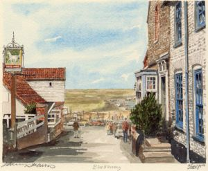 Blakeney by Philip Martin