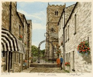 Kirkby Lonsdale by Glyn Martin