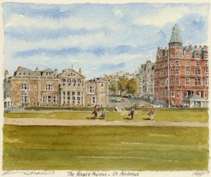 St. Andrews by Philip Martin