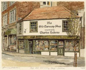 The Old Curiosity Shop by Philip Martin