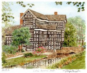 Little Moreton Hall by Glyn Martin