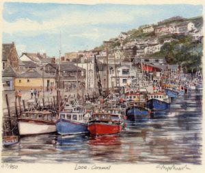 Looe by Glyn Martin
