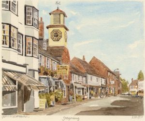 Steyning by Philip Martin