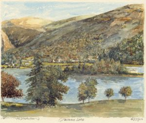 Grasmere by Philip Martin