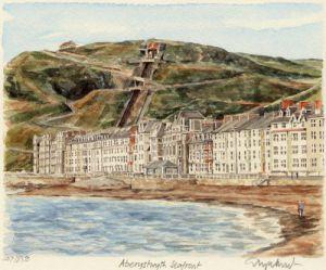 Aberystwyth by Glyn Martin