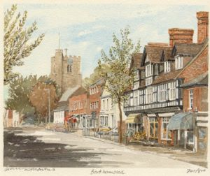 Berkhampsted by Philip Martin