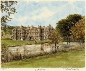 Longleat by Glyn Martin