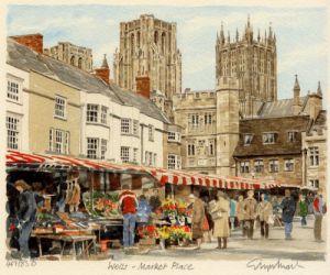 Wells by Glyn Martin
