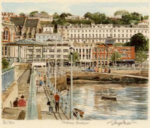 Torquay by Glyn Martin