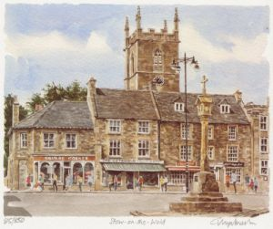 Stow-on-the-Wold by Glyn Martin