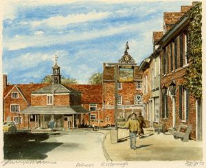 Princes Risborough by Philip Martin