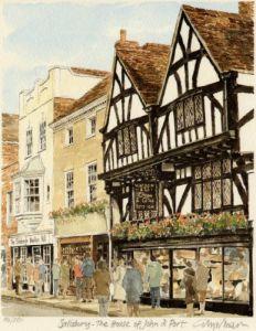 Salisbury-House of John a Port by Glyn Martin