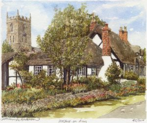 Welford-on-Avon by Philip Martin