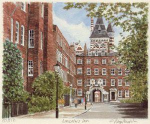 Lincoln's Inn by Glyn Martin