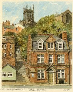 Macclesfield by Philip Martin