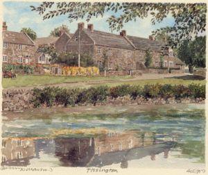 Tissington by Philip Martin