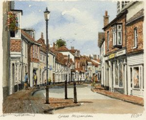 Great Missenden by Philip Martin