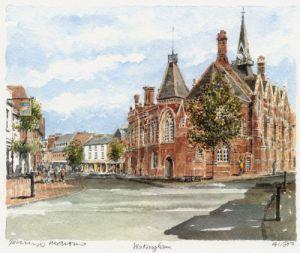 Wokingham by Philip Martin