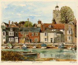 Wivenhoe by Philip Martin