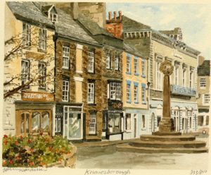 Knaresborough - Square by Philip Martin