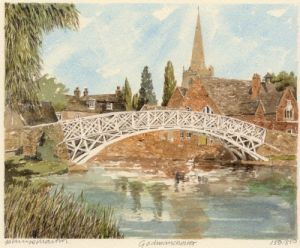 Godmanchester by Philip Martin