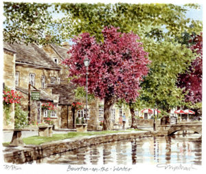 Bourton-on-the-Water (2) by Glyn Martin