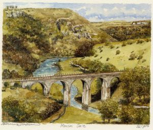 Monsal Dale by Philip Martin