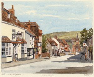 Wendover by Philip Martin