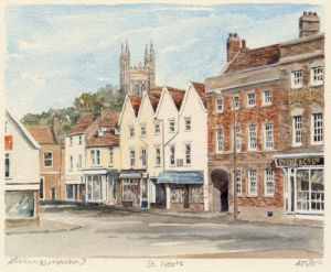 St. Neots by Philip Martin