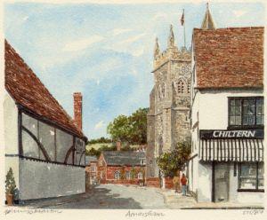 Amersham (2) - Church by Philip Martin