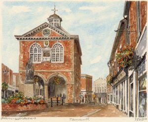 Tamworth by Philip Martin