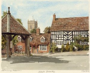 Abbots Bromley by Philip Martin
