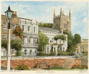 Isleworth by Philip Martin