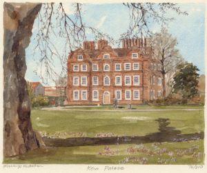 Kew Palace by Philip Martin
