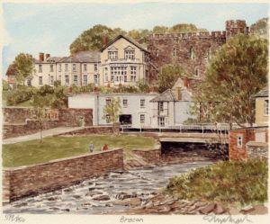 Brecon by Glyn Martin
