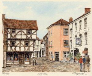 Axbridge by Glyn Martin