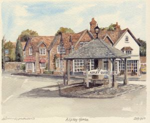 Aspley Guise by Philip Martin