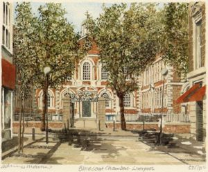 Liverpool - Bluecoat Chambers by Philip Martin