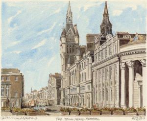 Aberdeen - Town House by Philip Martin