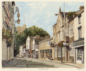 Clitheroe by Philip Martin
