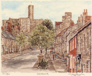 Warkworth by Glyn Martin