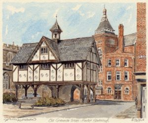 Market Harborough by Philip Martin