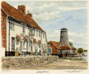 Langstone - Royal Oak by Glyn Martin