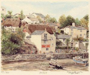 Helford by Glyn Martin