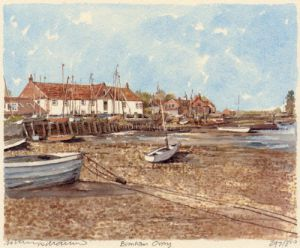 Burnham Overy by Philip Martin