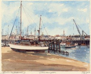Littlehampton by Philip Martin