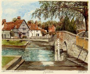 Eynsford by Philip Martin