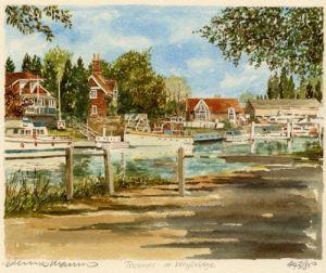Weybridge by Philip Martin