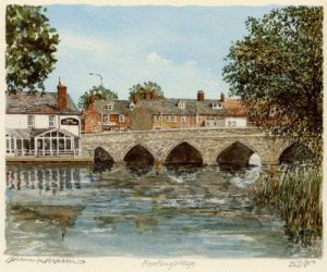 Fordingbridge by Philip Martin
